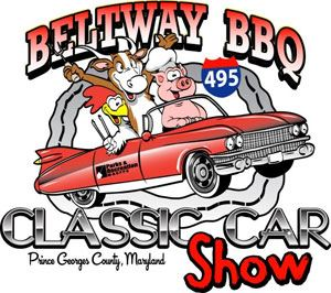 Beltway Barbeque Car Show Logo