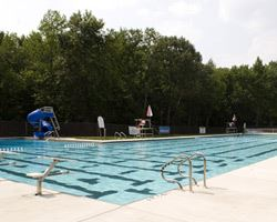 J. Franklyn Bourne Memorial Pool