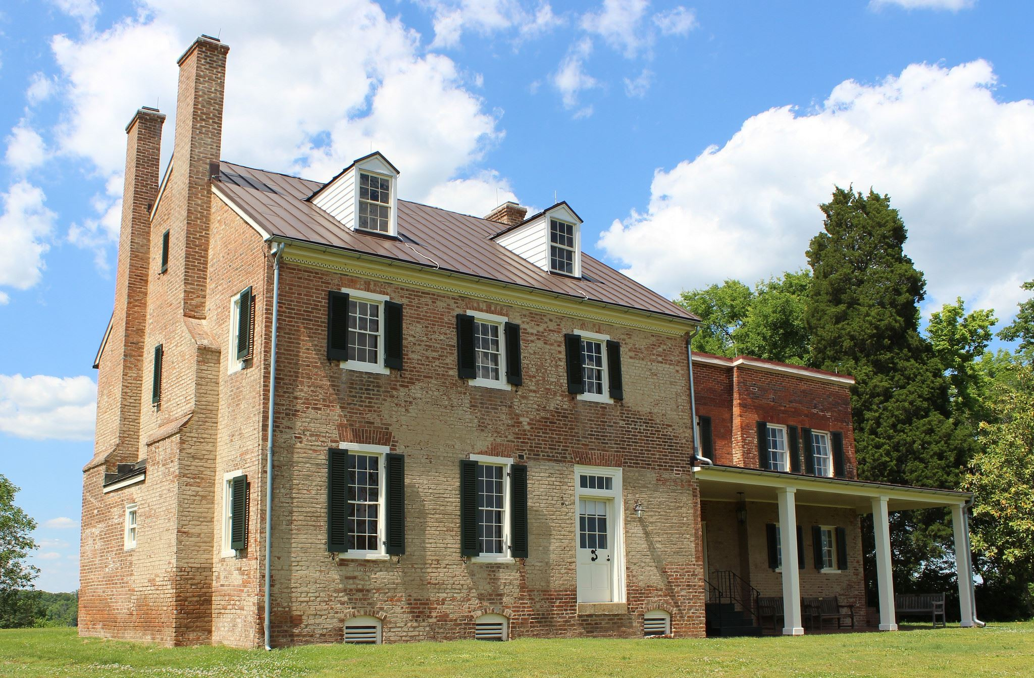 Mount Calvert Historical and Archaeological Park