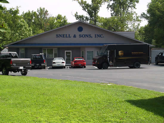 Commercial Snell and Sons Inc building